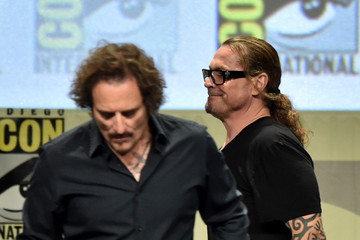 Kim Coates Kurt Sutter 'Sons of Anarchy' Panel at Comic-Con