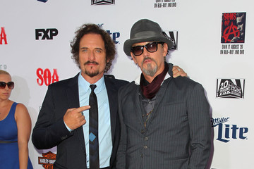 """Kim Coates Premiere Screening Of FX's """"Sons Of Anarchy"""" - Arrivals"""