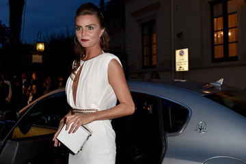 Kim Feenstra Stars at the Taormina Film Festival