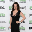 Kim Jackson 2014 Film Independent Spirit Awards - Arrivals
