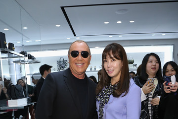 Kim Jung-Eun Michael Kors Cheongdam Flagship Store Opening Cocktail Party