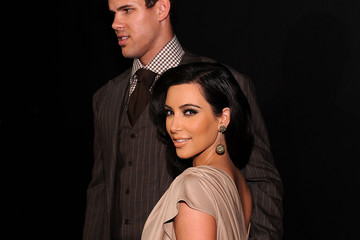 Kim Kardashian A Night Of Style & Glamour To Welcome Newlyweds Kim Kardashian And Kris Humphries - Inside