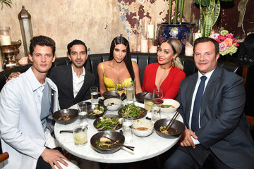 Kim Kardashian Imran Amed The Business Of Fashion Celebrates Special Print Edition On 'The Age Of Influence' In New York