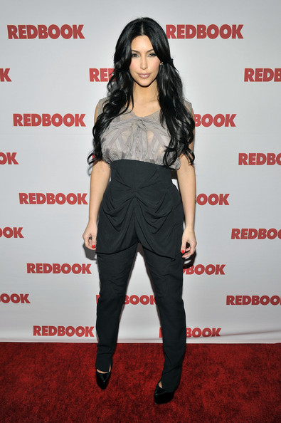 Kim Kardashian - Redbook Celebrates First-Ever Family Issue With The Kardashians