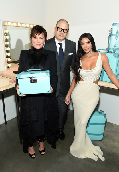 42cf8b447e4e Kim Kardashian Photos Photos - Tiffany   Co. Celebrates 2018 Tiffany ...