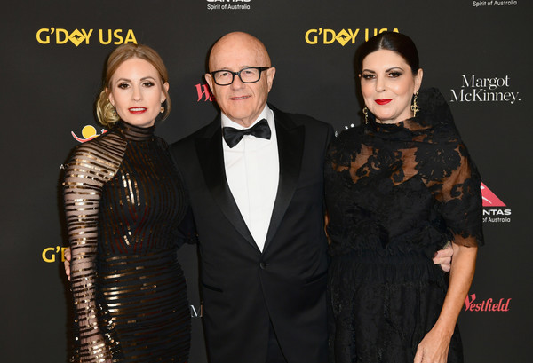 2018 G'Day USA Los Angeles Black Tie Gala - Arrivals