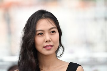 Kim Min-Hee 'Claire's Camera (Keul-Le-Eo-Ui-Ka-Me-La)' Photocall - The 70th Annual Cannes Film Festival