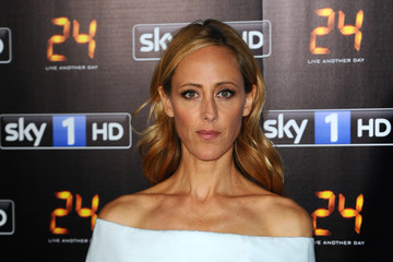 "Kim Raver ""24: Live Another Day"" Premiere - Red Carpet Arrivals"