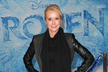 Kim Raver 'Frozen' Premieres in Hollywood