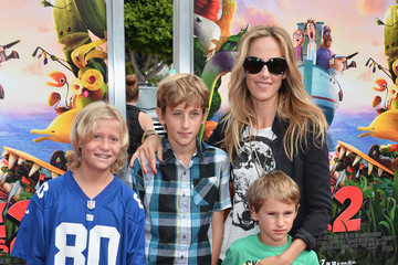 Kim Raver 'Cloudy with a Chance of Meatballs 2' Premieres in Westwood