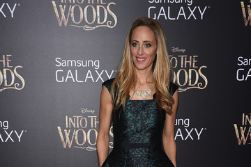 Kim Raver 'Into the Woods' Premieres in NYC