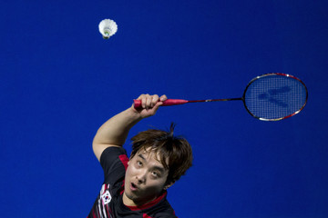 Kim Sa Rang BWF Dubai World Superseries Finals - Day 3