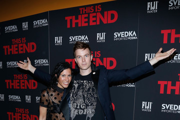 Kim Schifino 'This Is the End' Premieres in NYC