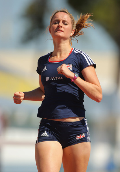 ... two in this photo kim wall kim wall of great britain trains during at