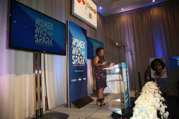 Kimberly Bryant Women Who Spark Presented by Intel - Awards Luncheon