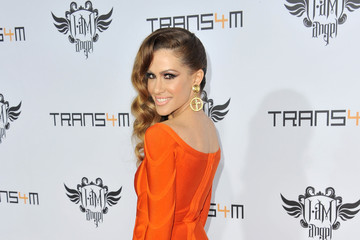 Kimberly Cole Arrivals at the TRANS4M Concert