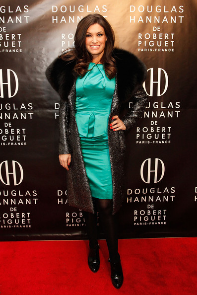 Kimberly Guilfoyle Kimberly Guilfoyle  Payne Whitney Mansion on February 10, 2011 in New York City.