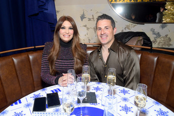 Kimberly Guilfoyle DailyMail.com And DailyMailTV 2019 Holiday Party At Cathédrale