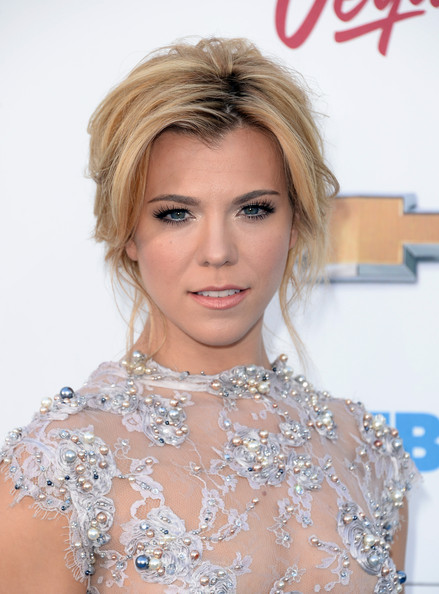 Kimberly Perry Singer Kimberly Perry of The Band Perry arrives at the