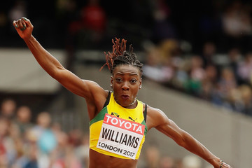 Kimberly Williams 16th IAAF World Athletics Championships London 2017 - Day Two