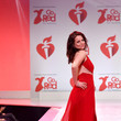Kimberly Williams-Paisley The American Heart Association's Go Red For Women Red Dress Collection 2020 - Runway