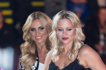 Kimberly Wyatt Guests Attend the 'Celebrity Big Brother' Launch