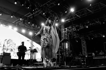 Kimbra An Alternative View Of The 2015 Coachella Valley Music And Arts Festival - Weekend 2