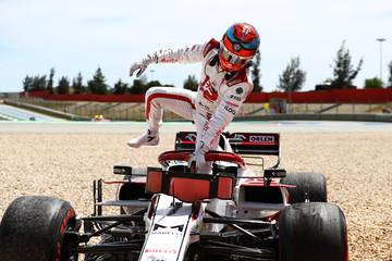 Kimi Raikkonen European Best Pictures Of The Day - May 03
