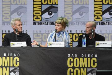 Kimmy Robertson Comic-Con International 2017 - Twin Peaks: A Damn Good Panel