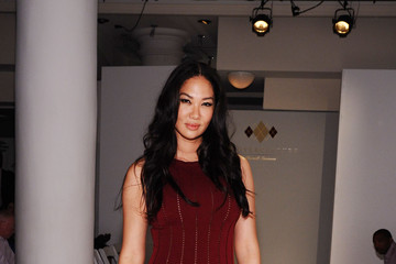 Kimora Lee Simmons Argyleculture By Russell Simmons - Front Row - Mercedes-Benz Fashion Week Spring 2015