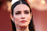 """Sofia Resing walks the red carpet ahead of the movie """"Miss Marx"""" at the 77th Venice Film Festival on September 05, 2020 in Venice, Italy."""