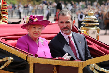 King Felipe VI State Visit Of The King And Queen Of Spain - Day 1