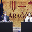 King Felipe of Spain Spanish Royals Attend A Commemorative Event On The Occasion Of The 275th Anniversary Of Goya's Birthday