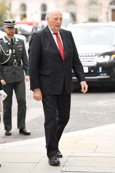 King Harald V Of Norway Photos - 1 of 355