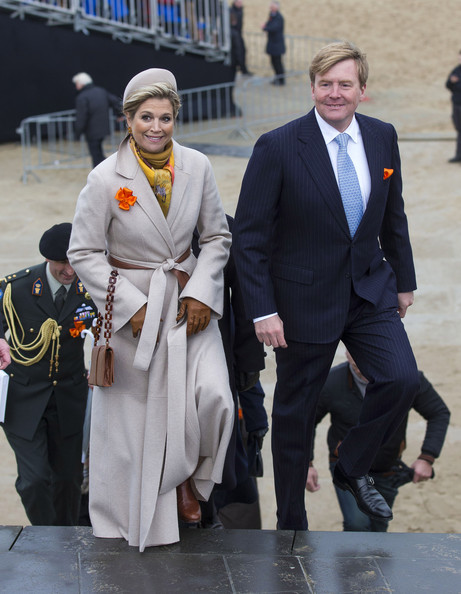 King Willem-Alexander of The Netherlands and Queen Maxima of The Netherlands attend the 200th anniversary of the kingdom of The Netherlands on November 30, 2013 in The Hague, Netherlands.