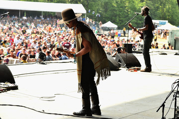 King Zapata Musicians Perform at the Firefly Music Festival 2015