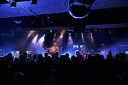 Kings Of Leon perform onstage in a private concert for SiriusXM at (Le) Poisson Rouge; performance Airs live on SiriusXM's Alt Nation Channel on October 12, 2016 in New York City.