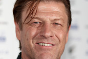 Actor Sean Bean at the Kingsglaive: Final Fantasy XV Premier Screening at Picture House Central on August 23, 2016 in London, England.