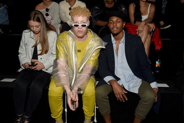 Kirk Knight Rochambeau - Front Row - September 2017 - New York Fashion Week: The Shows