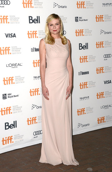 "Kirsten Dunst - ""On The Road"" Premiere - Arrivals - 2012 Toronto International Film Festival"