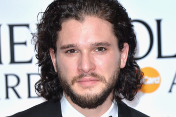 Kit Harrington The Olivier Awards with Mastercard - Winners Room