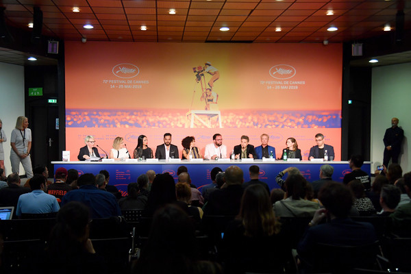 """Bacurau"" Press Conference - The 72nd Annual Cannes Film Festival"