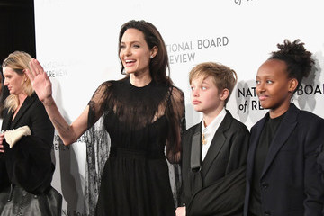 Knox Jolie-Pitt 2018 The National Board of Review Annual Awards Gala