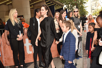 Knox Jolie-Pitt 2017 Toronto International Film Festival - 'First They Killed My Father' Premiere