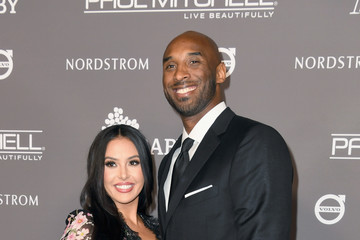 Kobe Bryant Vanessa Bryant The 2018 Baby2Baby Gala Presented By Paul Mitchell Event - Arrivals