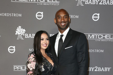 Kobe Bryant Vanessa Bryant 2018 Baby2Baby Gala Presented By Paul Mitchell - Red Carpet