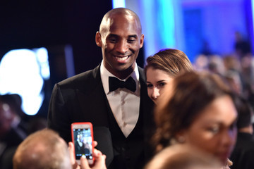 Kobe Bryant American Film Institute's 44th Life Achievement Award Gala Tribute to John Williams - Backstage And Audience