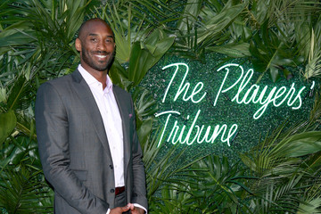 Kobe Bryant The Players' Tribune Hosts Players' Night Out 2017
