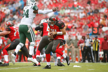 Kony Ealy New York Jets v Tampa Bay Buccaneers