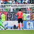 Cho Hyun-Woo Photos - Carlos Vela of Mexico scores past Cho Hyun-Woo of Korea Republic his team's first goal from the penalty spot during the 2018 FIFA World Cup Russia group F match between Korea Republic and Mexico at Rostov Arena on June 23, 2018 in Rostov-on-Don, Russia. - Korea Republic vs. Mexico: Group F - 2018 FIFA World Cup Russia